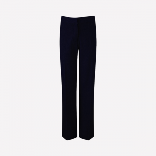 Girl Navy Trouser Regular Fit - G1-G3