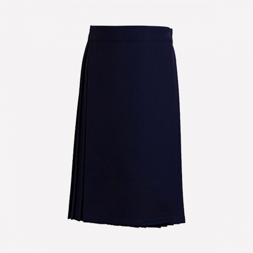 Navy Ankle Length Skirt - G1-G10